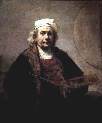 Rembrant van Rijn Hemp Canvas