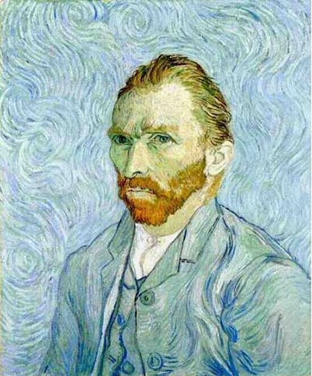 Vincent van Gogh Hemp Canvas