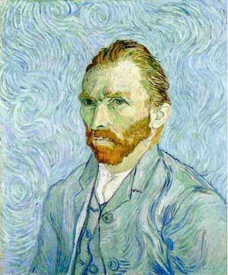 Vincent van Gogh Hemp Canvas