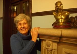 Alicia Castilla, activiste cannabique et auteur, aka Señora Cannabis